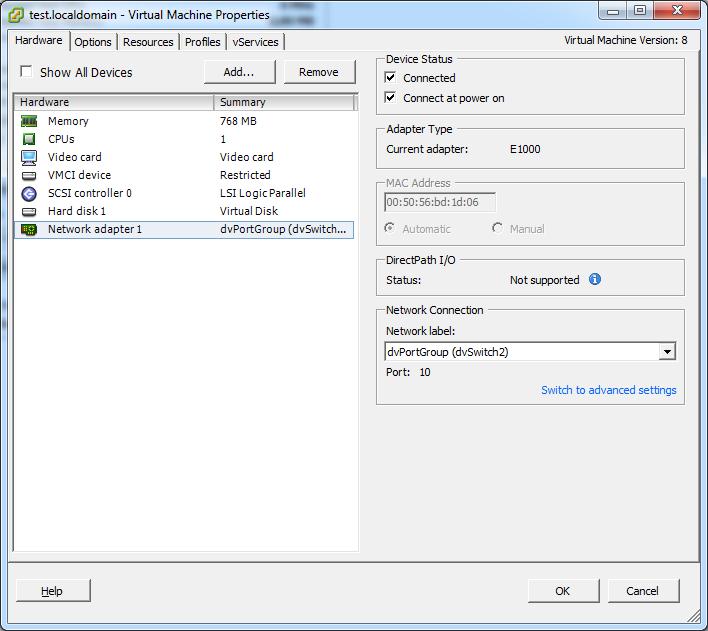 Bug #2719: VMWare Compute Resource,